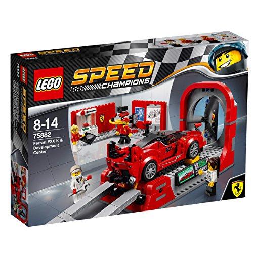 LEGO- Speed Champions Ferrari Fxx K e Galle, Multicolore, 75882