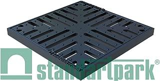 Partitions Standartpark and Debris Basket. 12x12 Catch Basin with Ductile Cast Iron Grate