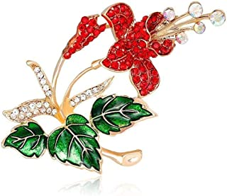 FOPUYTQABG Broche de aleación de los hombres femeninos moda shell material búho moda exquisita decoración retro accesorios...