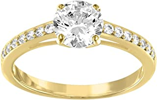 Attract Round Ring