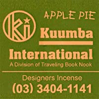KUUMBA/クンバ『incense』(APPLE PIE) (Regular size)