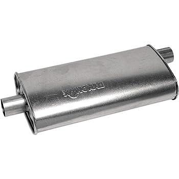 Exhaust Muffler-Super Turbo Universal Muffler Dynomax 17749