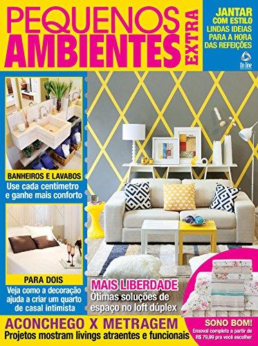 Pequenos Ambientes Extra 07 (Portuguese Edition)