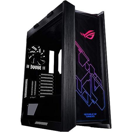 ASUS ROG STRIX HELIOS CASE GX601 ATX /EATXミッドタワーゲームケース / 強化ガラス / アルミフレーム / GPUブレース / Aura Sync RGB
