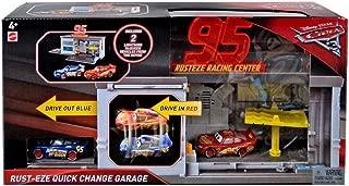 Mattel Disney Pixar Cars Quick Change Garage