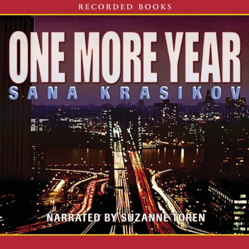 One More Year audiobook cover art