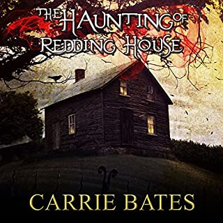 The Haunting of Redding House cover art