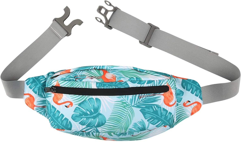 Hiking Waist Packs Running Belts Waist Packs Waterproof Waist Bag for Men and Women Running Hiking Cycling Climbing