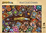 Hearthstone Card Back Puzzle