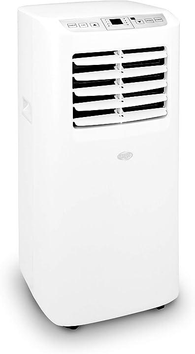 Climatizzatore portatile argo swan evo bianco [classe di efficienza energetica a] B07P5JD7PT