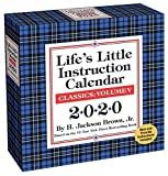 Life s Little Instruction 2020 Day-to-Day Calendar