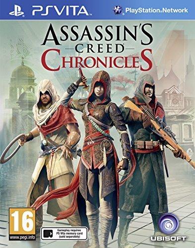Assassins Creed Chronicles (Playstation Vita) by UBI Soft