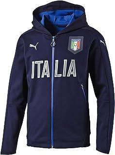 Numero SEI ITALIA SEI NAZIONI 2018 Rugby Felpa con cappuccio da uomo