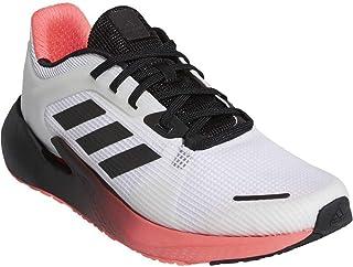 Men's AlphaTorsion Running Shoes White/Core Black/Signal Pink 12
