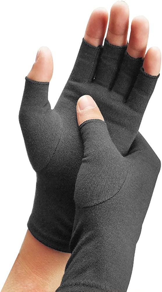 Arthritis Gloves for Women and Men, Relief from Joint Symptoms, Raynauds Disease & Carpal Tunnel & Hand Conditions