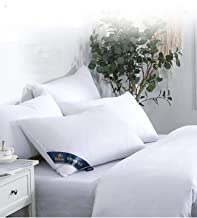 وسائد سرير للنوم، وسادة لا تسبب الحساسية للنوم على الجانب والظهر، وسادة جل من تشكيلة الفنادق، وسادة تبريد بديلة بديلة مع ح...