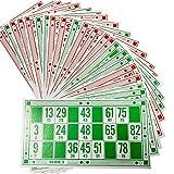 Juego Cartón de Bingo 24 uds