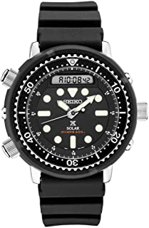 SNJ025 Prospex Men's Watch Black 47.8mm Stainless Steel