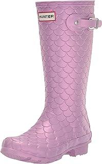 Hunter Kids Girl's Original Sea Dragon Boots (Little Kid/Big Kid) Sugar Kelp 2 Little Kid M