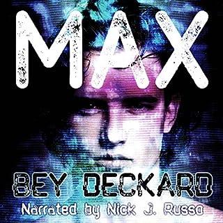 Max audiobook cover art