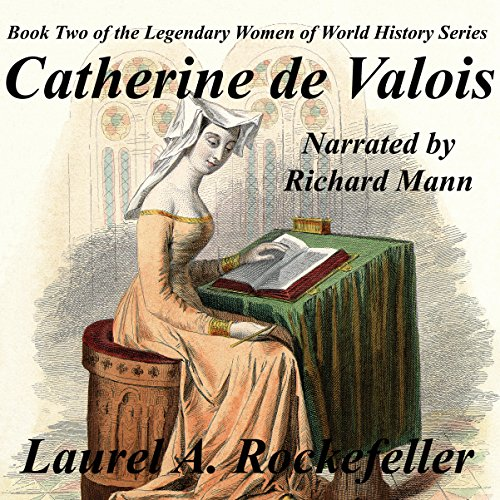 Catherine de Valois audiobook cover art