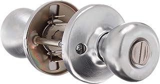 Kwikset 94002-870 Tylo Keyed Entry Knob with Smartkey Security In Satin Chrome