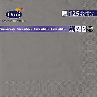 Bordeaux Duni tovaglioli in tessuto 1200 1//8 doppio strato pre-piegati 40/cm x 40/cm