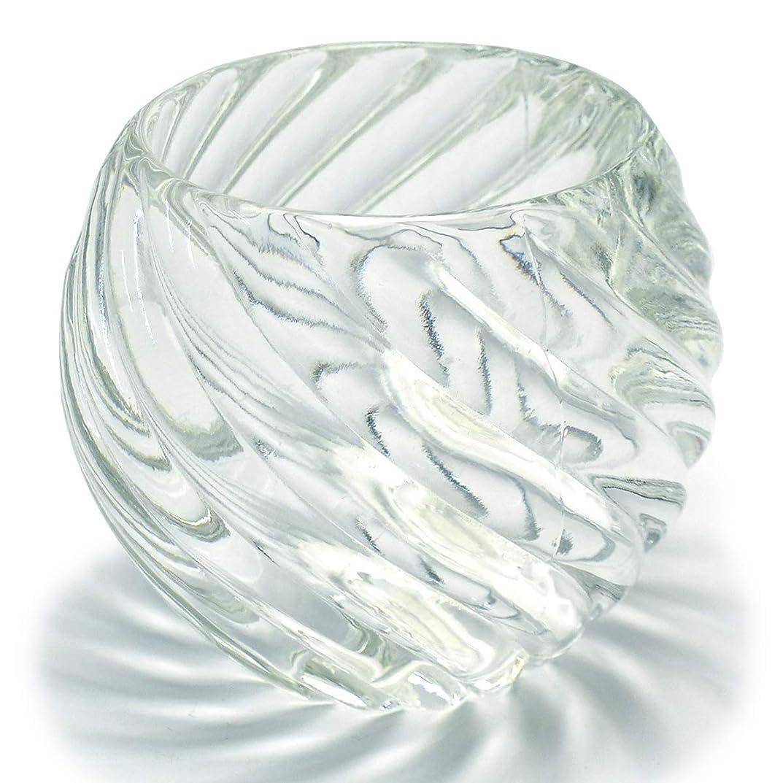 人種あさり実用的キャンドルホルダー ガラス 3 キャンドルスタンド クリスマス ティーキャンドル 誕生日 記念日