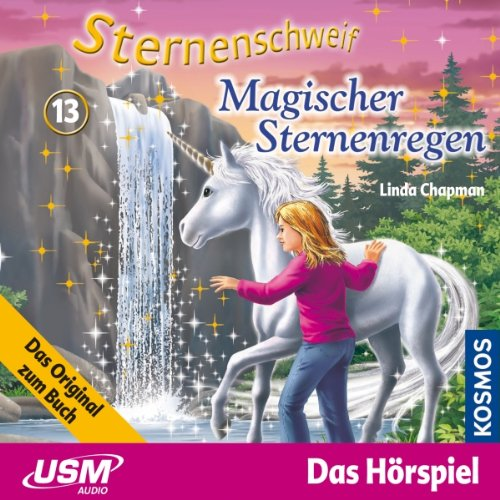 Magischer Sternenregen audiobook cover art