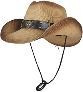 e559c0749 Amazon.co.uk: Beige - Cowboy Hats / Hats & Caps: Clothing