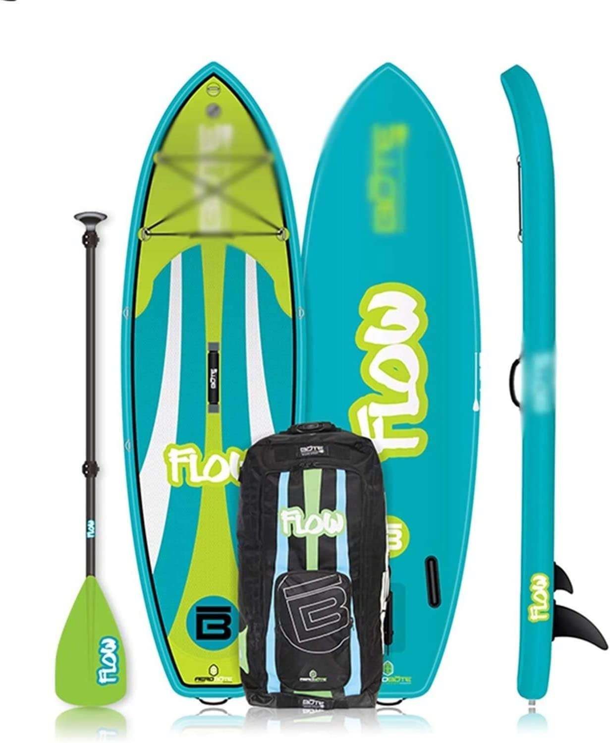 Rapid Outlet SALE rise PARTAS Paddle Board Surfboard Adul Double-Layer Inflatable