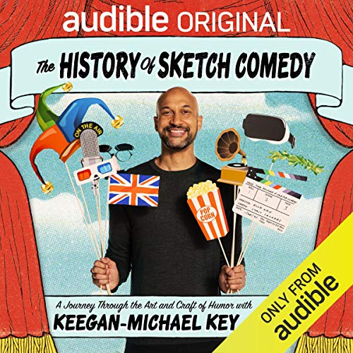 The History of Sketch Comedy cover art