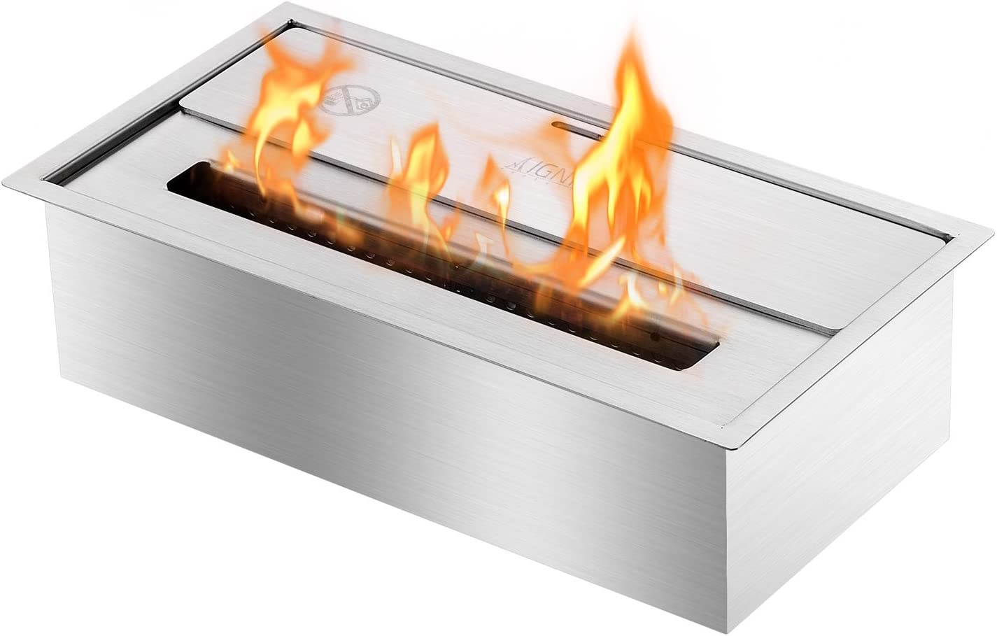 Eco Hybrid Bio Free shipping anywhere in the nation Max 40% OFF Ethanol Ventless Insert Burner EHB140 Fireplace -