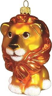 Best glass lion ornament Reviews
