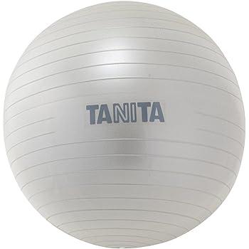 タニタ(TANITA) タニタサイズ ジムボール シルバー TS-952-SV