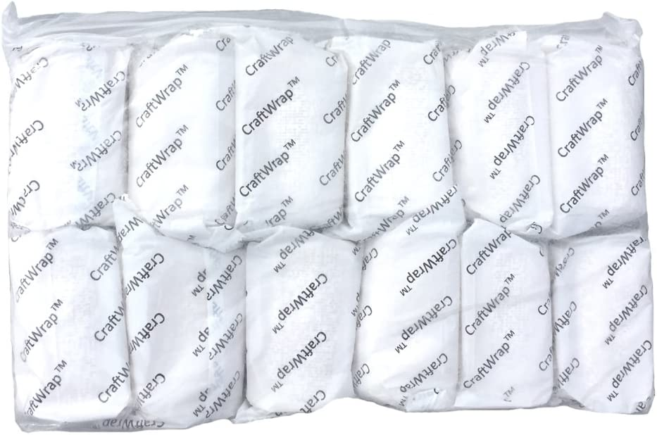 Craft Wrap - Plaster Baltimore Mall Cloth Dealing full price reduction Gauze Single Bandage Roll inch 4