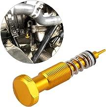 NICECNC Gold Air/Fuel Mixture Screw Adjuster for MIKUNI BSR BS CVR CV Carburetor Replace Suzuki DRZ400S DRZ400SM