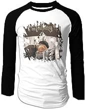 Men's Long Sleeve Baseball T-Shirt August Alsina Testimony