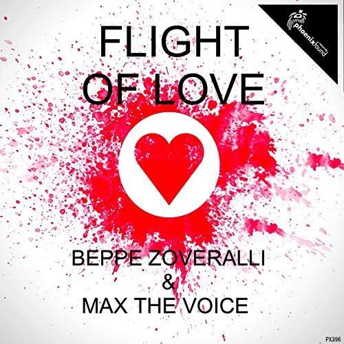 Beppe Zoveralli & Max The Voice