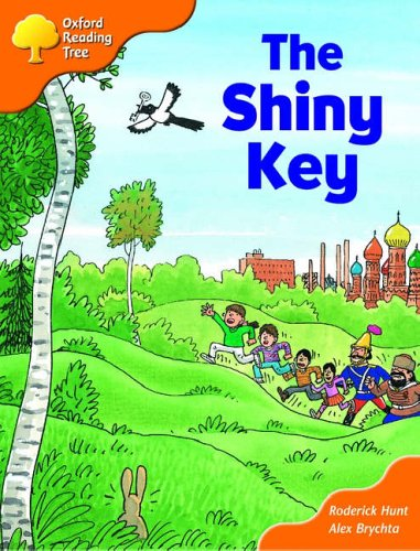 Oxford Reading Tree: Stage 6: More Storybooks (magic Key): The Shiny Key: Pack Aの詳細を見る