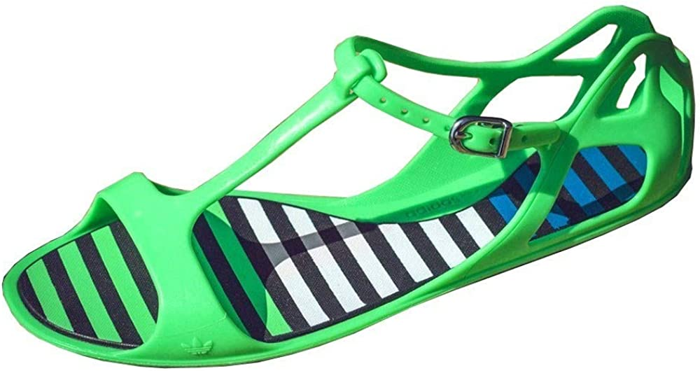 adidas - ZX Sandal W D67837 Under blast sales Green 6 Size: High order Color: