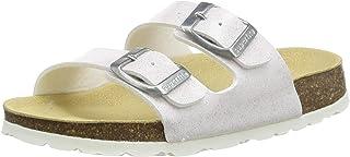 superfit Fussbettpantoffel_800111 Women's Open Back Slippers