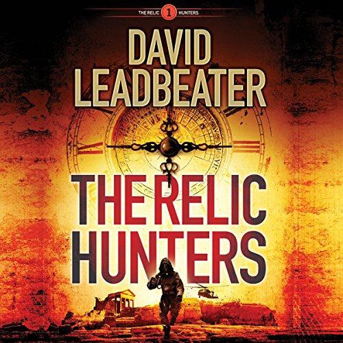 Couverture de The Relic Hunters