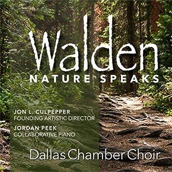 Walden: Nature Speaks (Live)