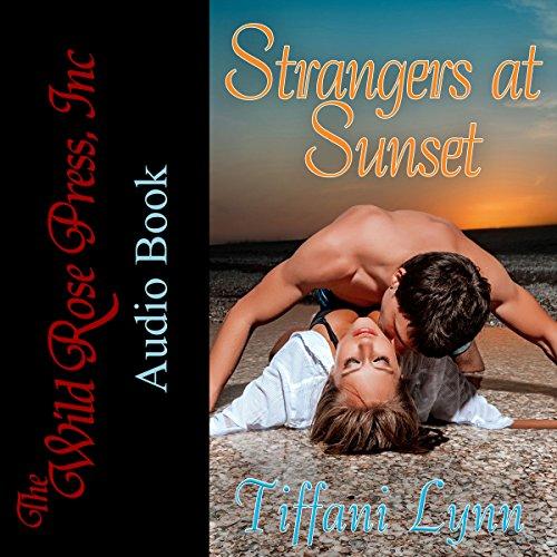 Strangers at Sunset audiobook cover art