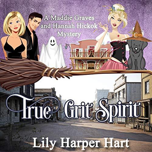 True Grit Spirit audiobook cover art