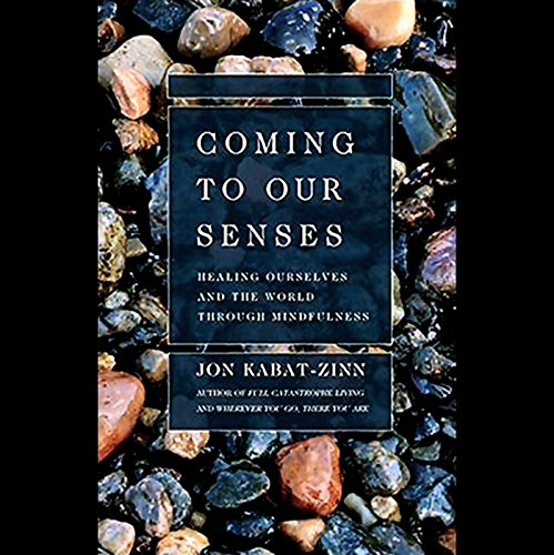 Coming to Our Senses audiobook cover art