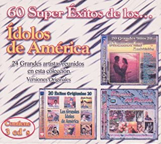Los Idolos De America
