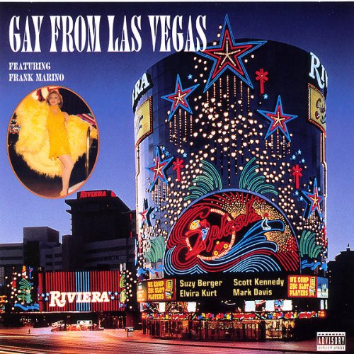 Gay from Las Vegas audiobook cover art