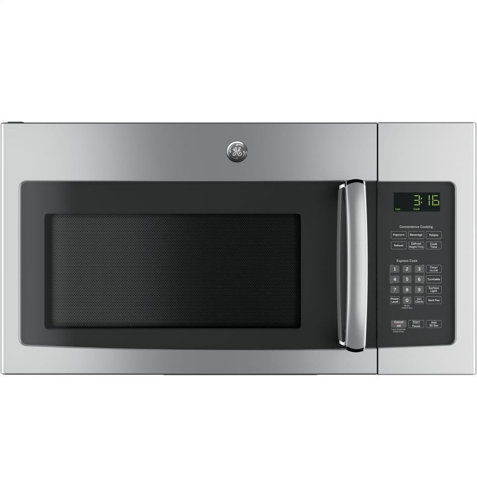GE JNM3163RJSS Microwave Capacity Stainless